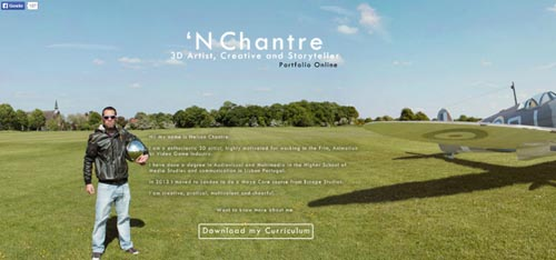 Nelson-Chantre-website